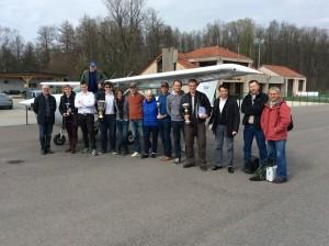 Rallye aérien du 9 avril 2016