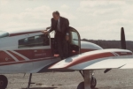 Yves MONTAND descendant du Cessna 310
